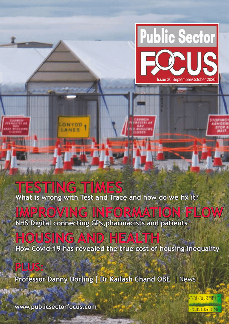 Public Sector Focus Digital Edition: September & October 2020