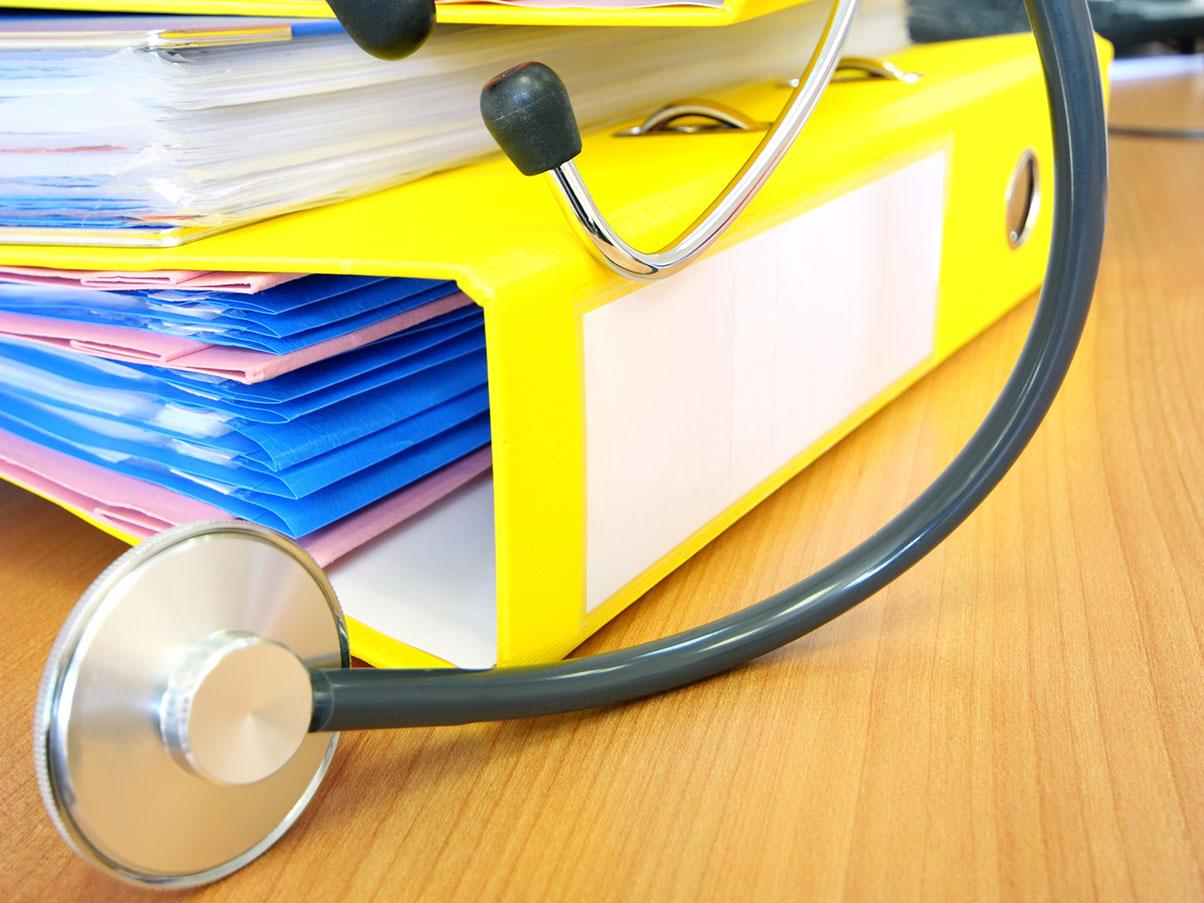 Delivering digital healthcare in the NHS