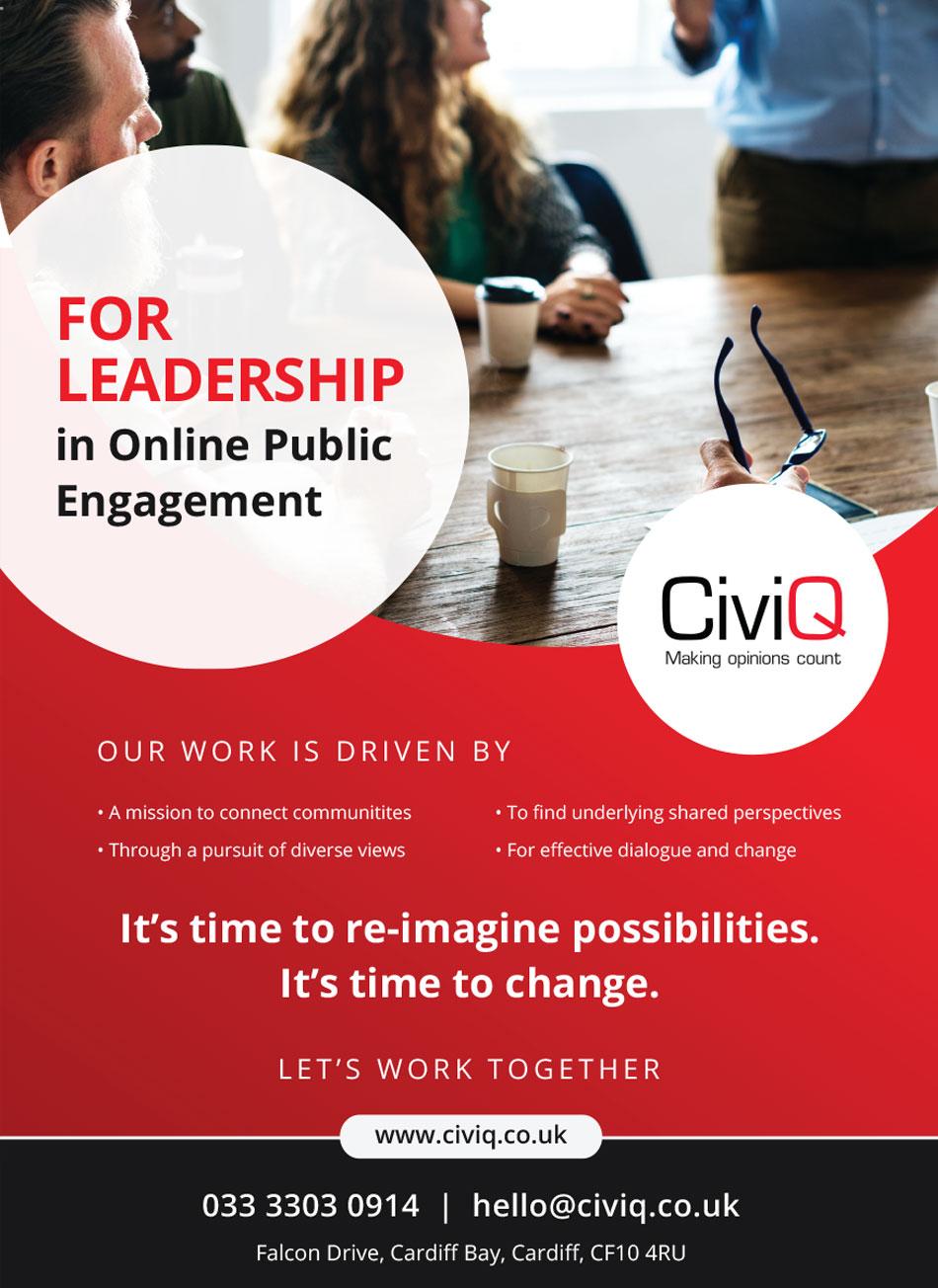 Covid: A chance to re-imagine public engagement