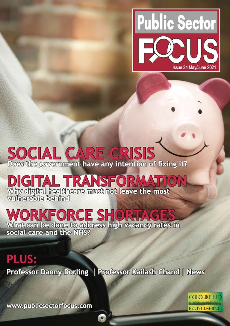 Public Sector Focus Magazine Digital Edition May June 2021