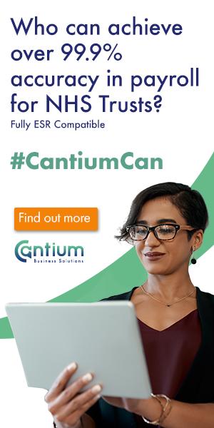 Cantium NHS Banner
