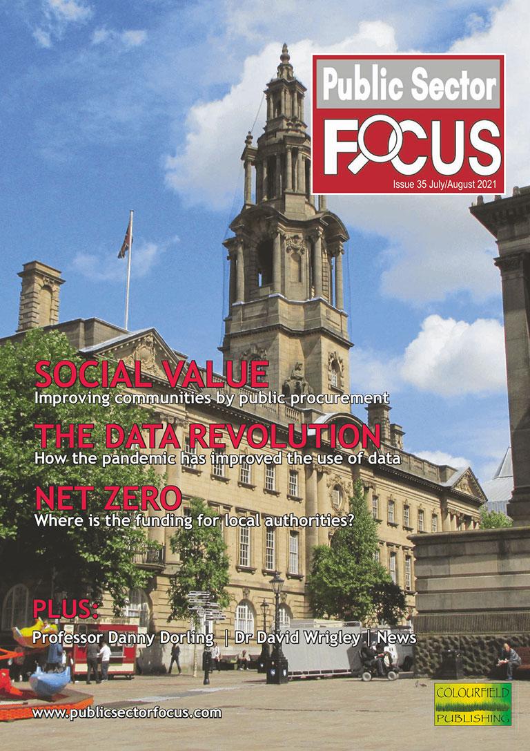 Public Sector Focus Digital Edition | July & August 2021