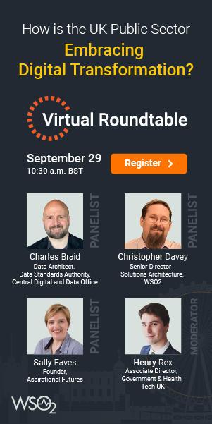 Wso2 Virtual Round Table