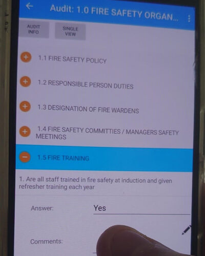 Do We Really Need Software To Manage Fire Risk? – ACMS UK